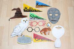 Harry Potter photo kit by tapestrymlp