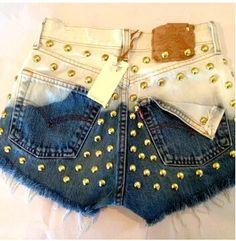 2015 calções de verão mulheres SHORTS de cintura alta destruído azul SHORTS jeans em Shorts de Roupas e Acessórios Femininos no AliExpress.com   Alibaba Group