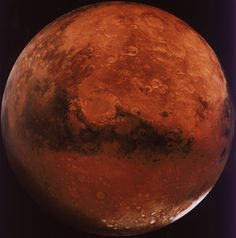 """Planet Mars 