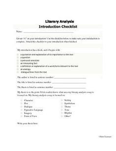 Rhetorical Analysis Essay Anchor Chart  Rhetorical Analysis