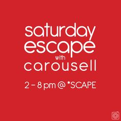 #typography #thecarousell
