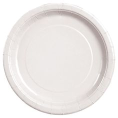 Bulk White Paper Party Plates 9  20-ct. Packs at DollarTree.com  sc 1 st  Pinterest & Red Chevron Scalloped Paper Dinner Plates | Dinners Bridal showers ...