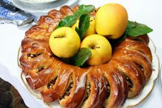 Christmas Wreath [Similar to Strudel) - Cooking with Zoki (Croation)