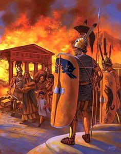 Destruction of Corinth