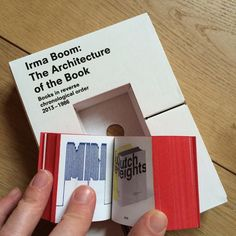 "1,930 Likes, 18 Comments - Counter-Print (@counterprintbooks) on Instagram: ""Irma Boom on CP: 'The Architecture of the Book' is available through Counter-Print.co.uk…"""