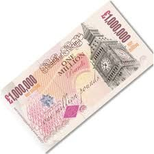 One Million Pound Note cash in money mart brian douglas palmer or bill clinton 80 million near moneymart saves 10 Pound Money, Money Mart, Money Pictures, Goal Board, Visualisation, 21st Birthday Gifts, One In A Million, Law Of Attraction, Things To Think About