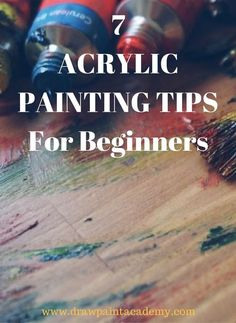 Acrylic Painting Tips For Beginners Check out these 7 acrylic painting tips perfect for beginners.Check out these 7 acrylic painting tips perfect for beginners. Acrylic Tips, Acrylic Painting For Beginners, Acrylic Painting Techniques, Acrylic Painting Tutorials, Beginner Painting, Acrylic Art, Painting Hacks, Painting Videos, Art Techniques