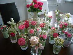 nAnA: Svatební květinová výzdoba