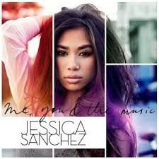 Jessica Sanchez, American Idol runner up. Jessica Sanchez for me she has a huge talent and voice and her debut album is excellent