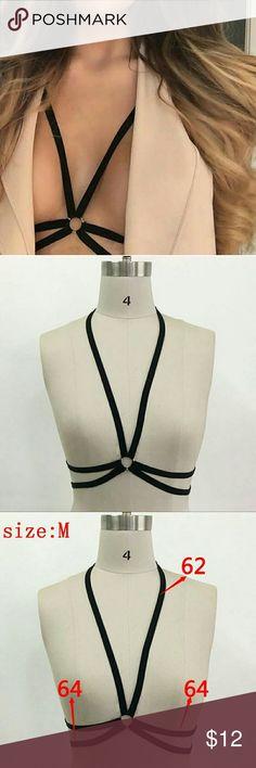 NEW Harness Bra Brand New Harness Bra  Medium Intimates & Sleepwear Bras
