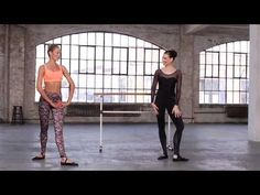 Train Like An Angel 2014: Candice Swanepoel Butt Workout with trainer Mary Helen Bowers. | Victoria's Secret Sport