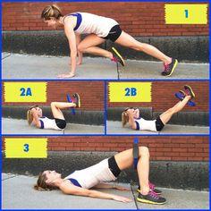 Hanneke's Cardio Mix Pilates.