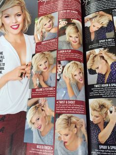 Hair styles 2014 from hairstyle magazine