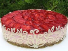 Suklaareunus ohje Finnish Recipes, Making Ideas, Cake Decorating, Baking, Sweet, Desserts, Food, Decoration, Bread Making