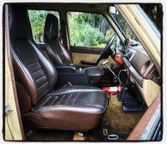 Land Cruiser Pick Up, Fj Cruiser, Toyota Land Cruiser, Land Cruiser Interior, Bronco Concept, Landcruiser 100, 4x4, Car Seats, Vehicles