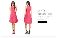 #Summerlovin - Here's the break down on summer style when it comes to dancing the night away!