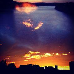 Looking west. Charles River and beyond.  Photo Michael Manning.
