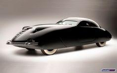 1938 Phantom Corsair. @designerwallace