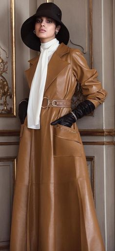 Soft Leather, Leather Skirt, Carrie Bradshaw, Autumn Fashion, Vintage Outfits, Womens Fashion, Autumn Style, Skirts, Collection