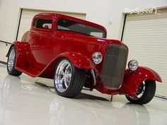 '32 Ford Coupe- Dream car