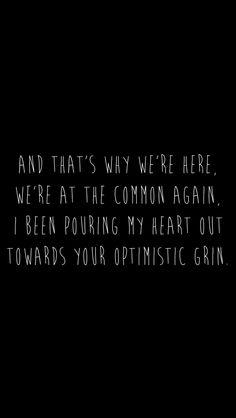 The 1975 lyrics
