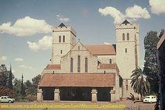 All Saints Cathederal, Nairobi Nairobi City, Kenya Nairobi, Out Of Africa, East Africa, Anglican Cathedral, Kenya Travel, Pilgrim, Historical Photos, Colonial
