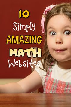 Dragon's Den Curriculum: 10 Simply Amazing Math Websites