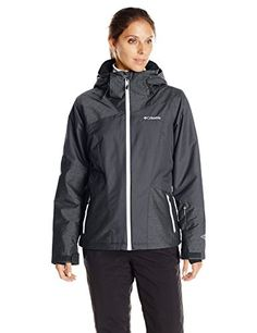 Columbia Sportswear Women's Alta Thunder Jacket, Black, Small ** Be sure to check out this awesome product.