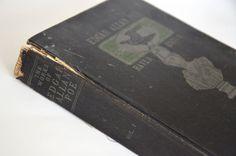 Vintage Poe Book Vol 1 by TheGreenClock on Etsy