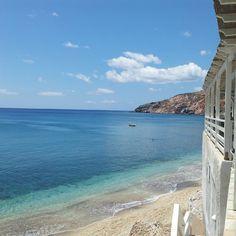 Milos - Paliochori beach