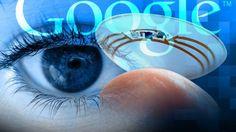 Google Kontaktlinse bestimmt Blutzucker von Diabetiker