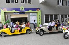 Chennai ungal kaiyil. Metro rail and Airports Authority of India (AAI) has introduced Battery cars to shuttle between metro station & airport. #transportupdates #chennaiungalkaiyil. News about chennai Latest news about chennai Chennai City News News analysis on chennai