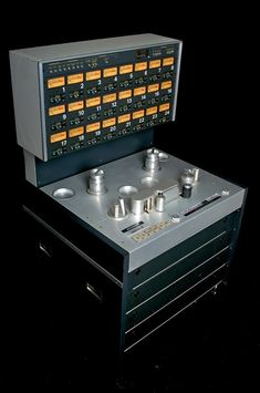 Studer A800 MK III [Audio 24-track multi-track open-reel reel-to-reel tape recorder]