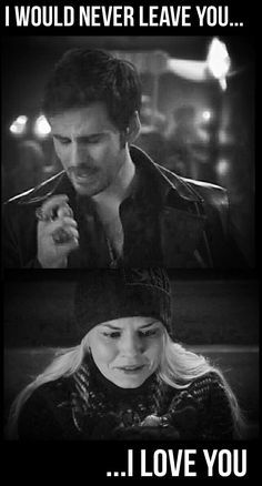 "The ""shell phone"" - 5x15 ""A Wondrous Place"" #onceuponatime #ONCE #CaptainSwan"