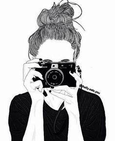 black and white, girl, outlines, pretty Tumblr Girl Drawing, Tumblr Sketches, Tumblr Drawings, Tumblr Art, Tumblr Hipster, Tumblr Outline, Outline Art, Outline Drawings, Black And White Girl