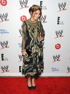 Vanessa Hudgens - Arrivals at WWE's 'Superstars for Hope' Event