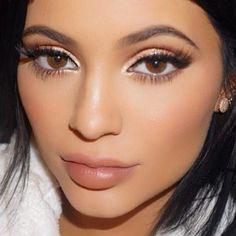 kylie jenner makeup - Cerca con Google