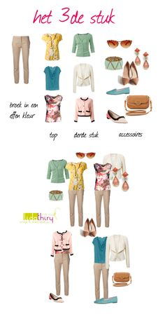 Het 3de stuk tilt je outfit op een hoger plan | www.lidathiry.nl | klik op de foto voor meer