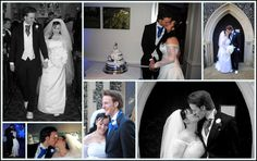 Thompson Wedding 2014 The Collage