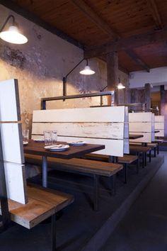 WAN INTERIORS Restaurants, Barrio Chino