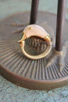 Youthanize Vintage - duck ring