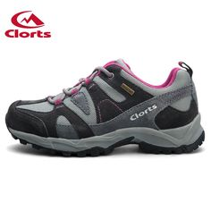 43.32$  Buy here - http://ali8d6.worldwells.pw/go.php?t=32727361966 - Clorts Trekking Shoes Women Outdoor Hiking Shoes Waterproof Suede Hike Shoes Breathable Climbing Shoes HKL-828C/D