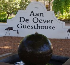 Accommodation Swellendam Bed and breakfast Aan de Oever Guesthouse Garden Route South Africa
