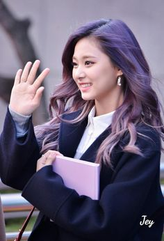 Tzuyu twice #hairstyle #2016