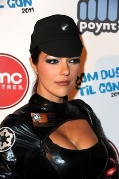 Hollywood Actress Adrianne Curry