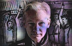 """""""La tecnología debe utilizarse como un mecanismo de protesta"""": Julian Assange"""