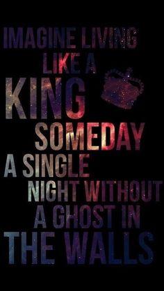 King for a day // pierce the veil ft. kellin quinn