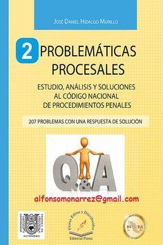 LIBROS EN DERECHO: PROBLEMATICAS PROCESALES ESTUDIO ANÁLISIS Y SOLUCI...