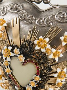 DOLCE & GABBANA Sacred Heart clutch shoulder bag tote handbag runway | eBay