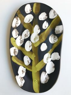Image of tree of life plate